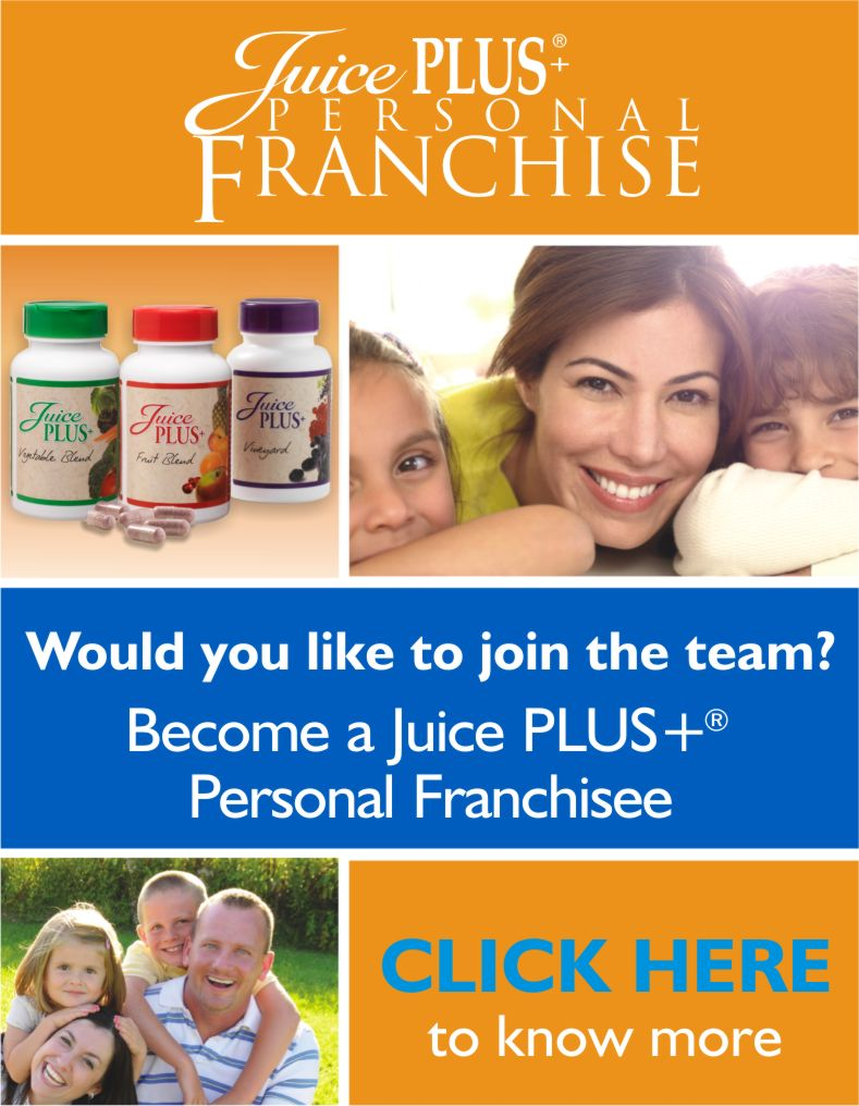 Juice PLUS+Personal Franchise