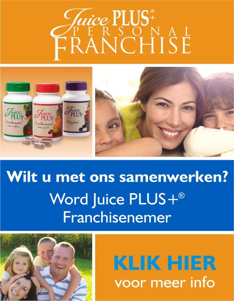 Juice PLUS+ Personal Franchise